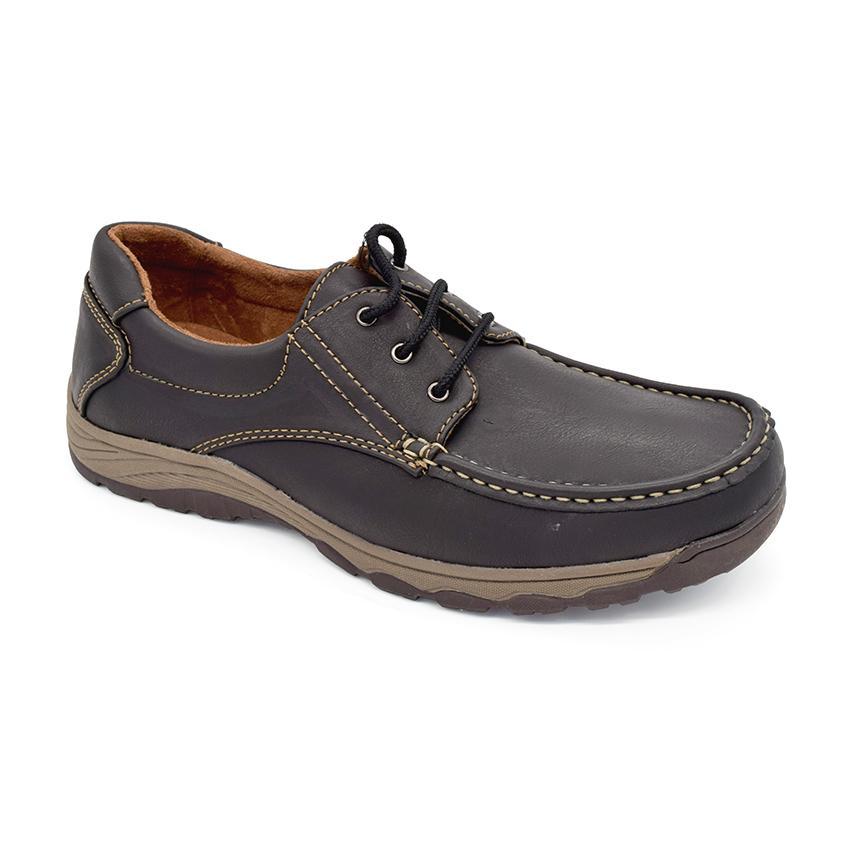 WEINBRENNER Sepatu Pria RONAN BLACK - 8216106