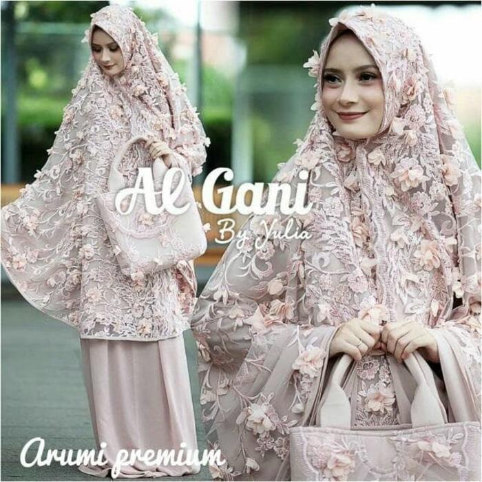 Mukena Arumi Premium by Al Gani