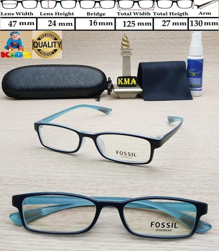 kacamata minus anak FOSSIL PREMIUM frame kacamata anak minus anak kids
