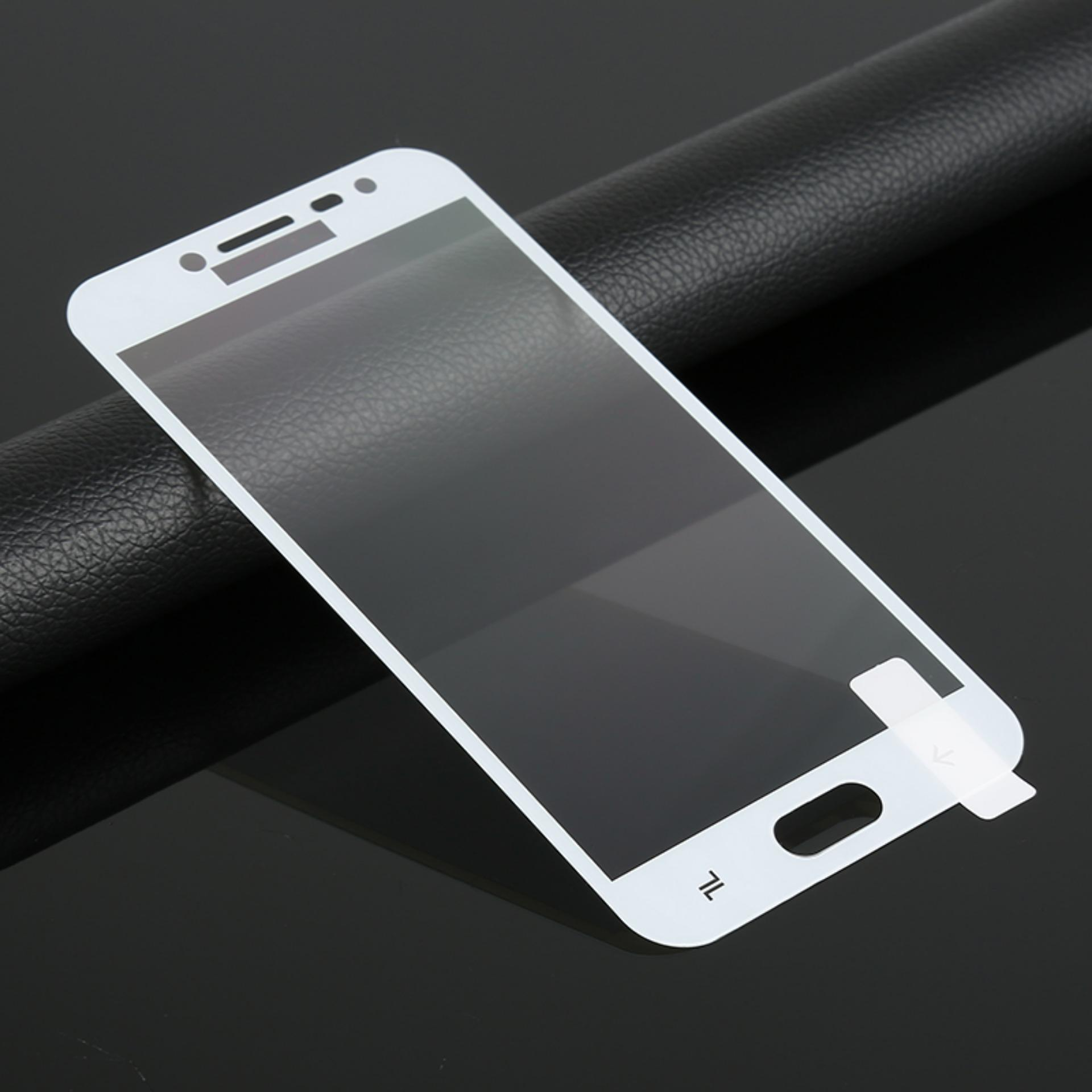 Accessories Hp Full Cover Tempered Glass Warna Screen Protector for Samsung Galaxy J2 Pro 2018 ...
