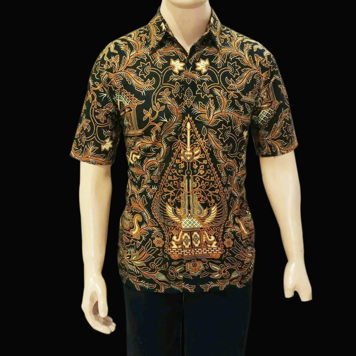 Baju Batik Pria Modern Casual | Baju Batik kantor Batik Atasan Kerja | Baju Batik Pria Modern Terbaru | Azka Batik
