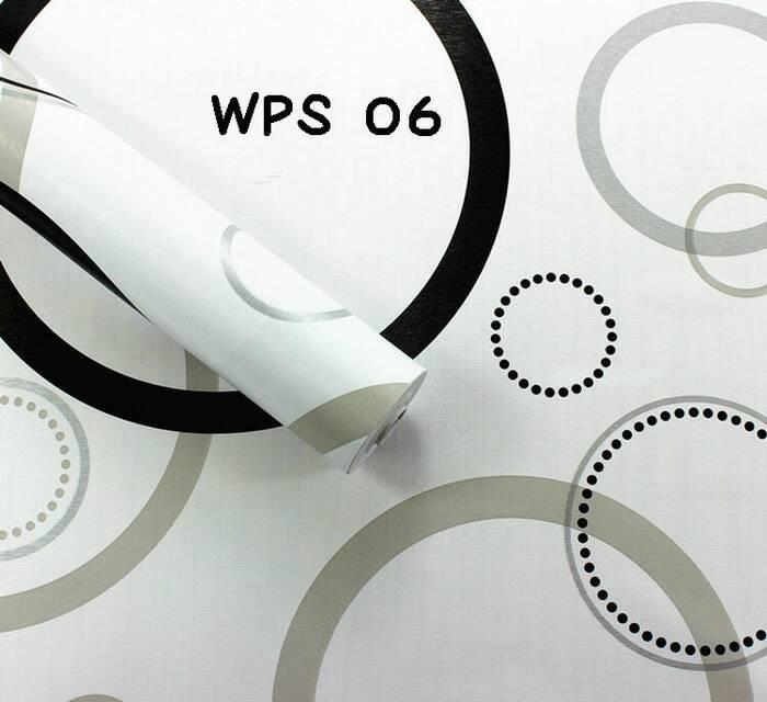WALLPAPER DINDING 45X10 MOTIF ALPUKADOT