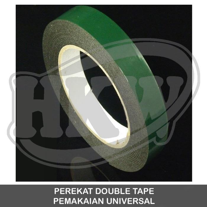 Perekat Lem Double Tape BB Hijau Mobil Jimny Katana