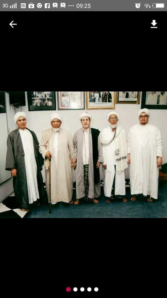 jubah tob arab luaran/gamis yaman/jubah habib/busana muslim koko pria