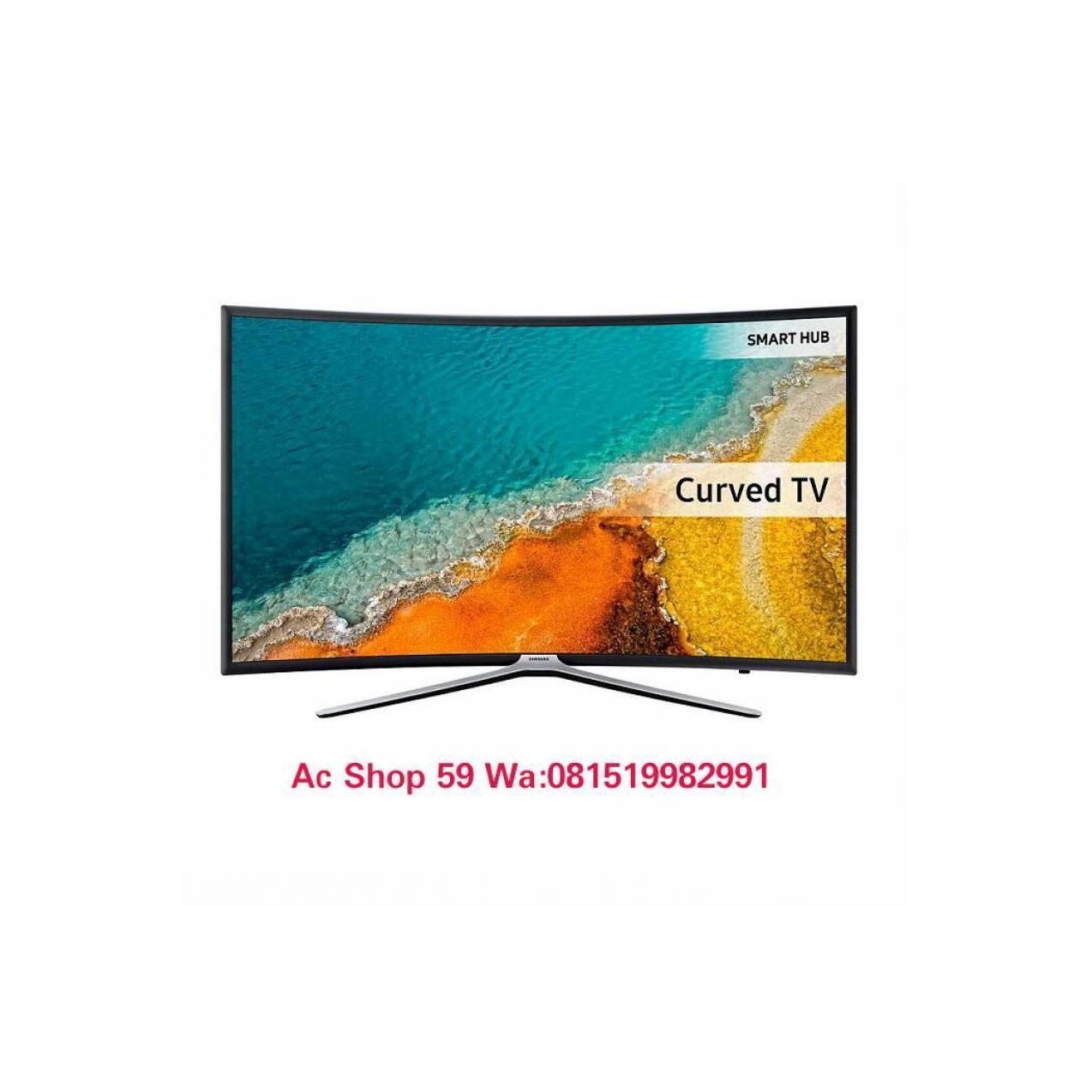TV LED SAMSUNG 40 INCH SMART TV CURVED FULL HD 40 K 6300