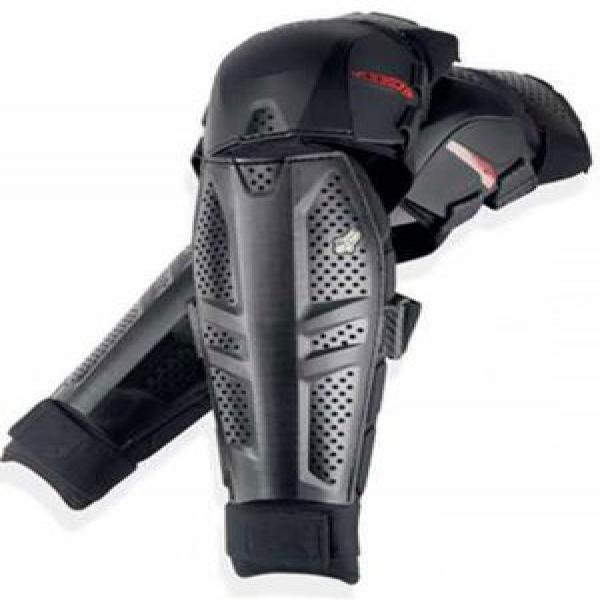 Knee Guard Fox, Decker Pelindung Lutut Knee Pad Sepeda Motor Motocross Fox