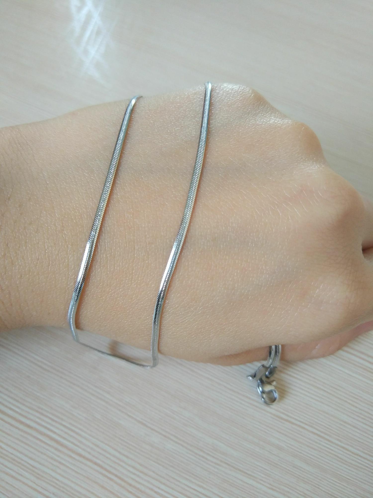 Kalung Single Wanita Titanium Kls009 Daftar Harga Terkini dan Source · Kalung import titanium fashion pria
