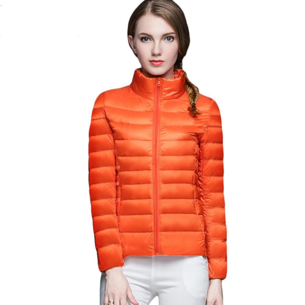 Ultra Light Down Jacket For Women Kualitas Uniqlo T