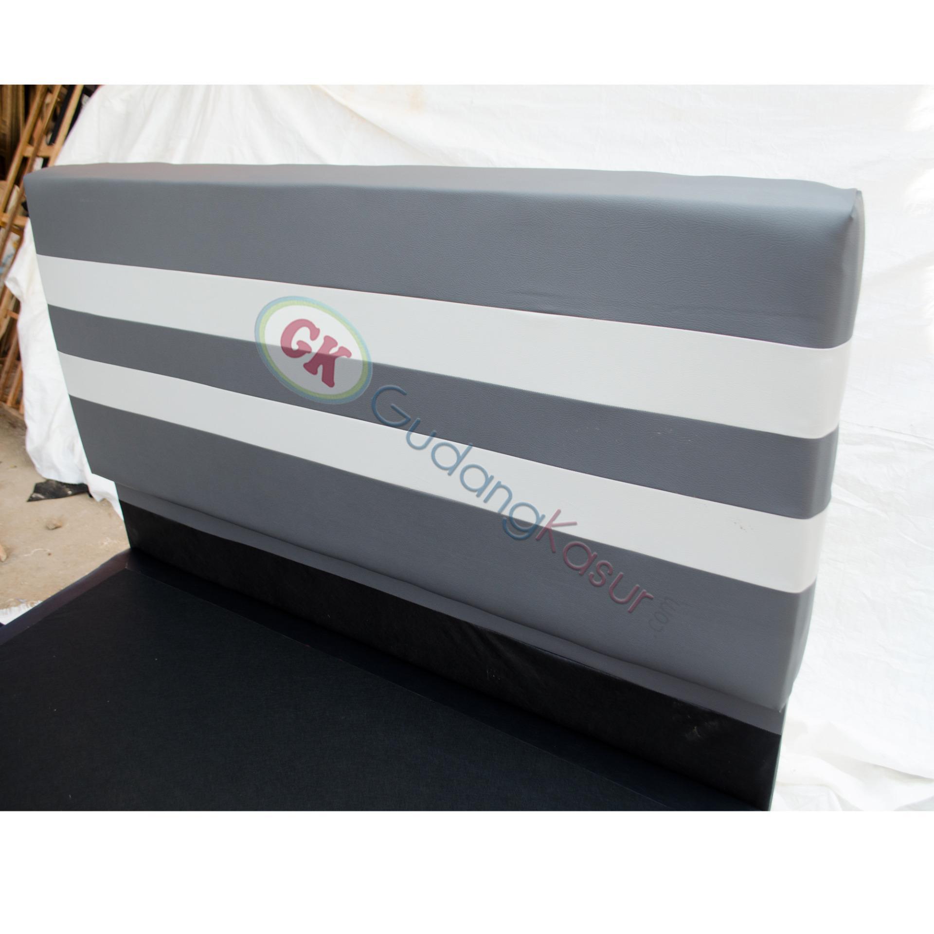 Features Dipan Divan Laci Tempat Tidur Untuk Kasur Dan Springbed Sky Wash Headboard 160x200 Nktlaciuk Queen160x200