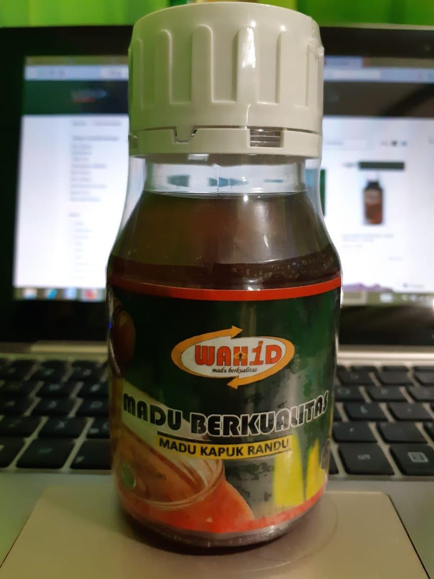 Madu Wahid Jenis Kapuk Randu - Murni Berkualitas (350 gr) asli