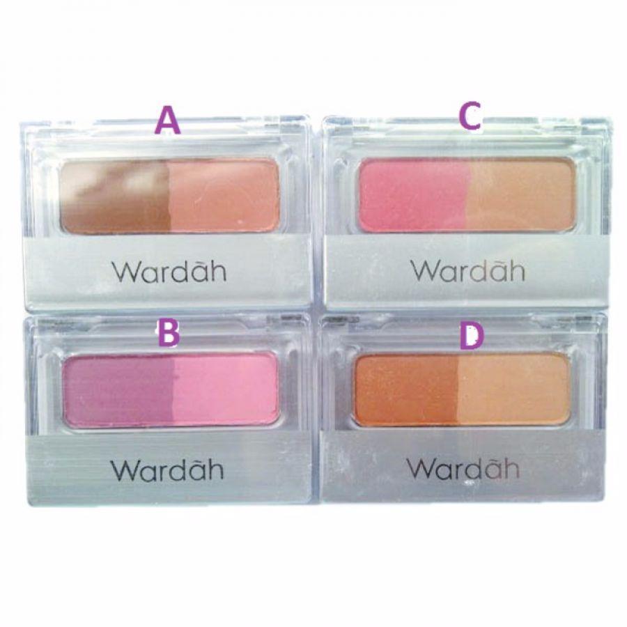 WARDAH BLUSH ON Make Up Wajah Promo