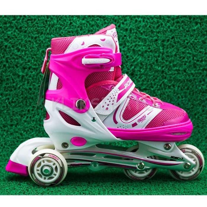 Anak Laki Laki Perempuan Mode Sepatu Tahan Lama Ganda Roda Led ... bdea2cc1f6