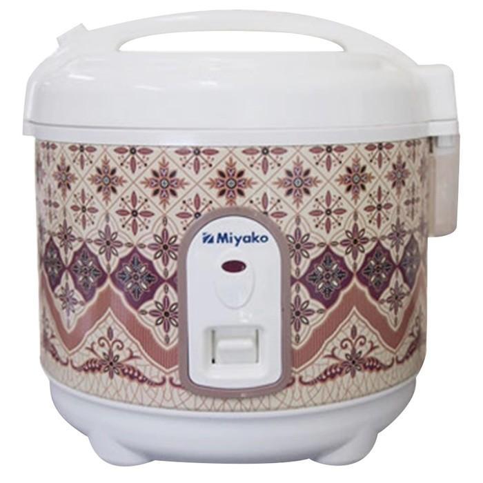 Rice Cooker Multi / Serbaguna Mini Miyako Psg-607 / Psg 607 Batik 0-6L - W76fry