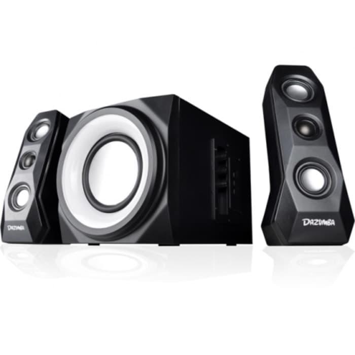 ... Speaker Dazumba Aktif Portable DW366 Bluetooth Subwoofer BASS - 4 ...