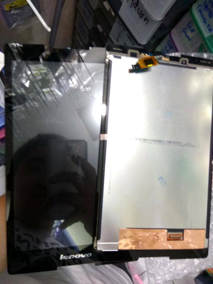 LCD TOUCHSCREEN LENOVO TAB 8