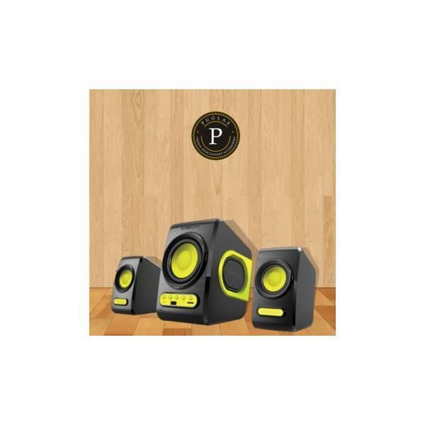 Hot Promo Speaker Aktif Speaker Sonicgear Quatro V Super Bass For PC Laptop Notebook