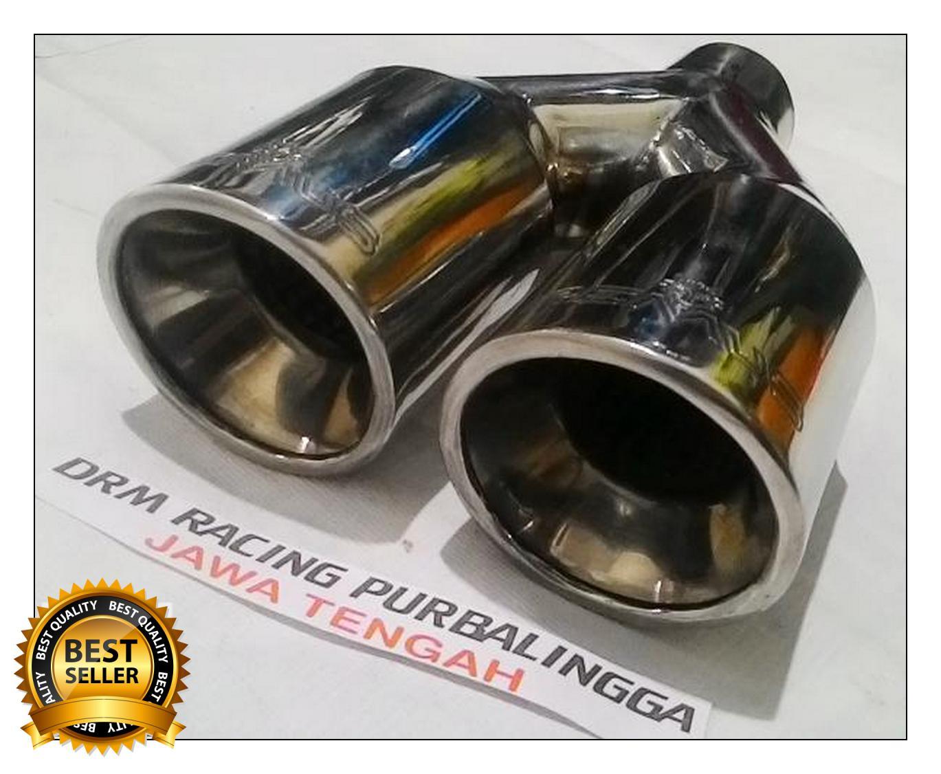 Fitur Knalpot Mobil Racing Remus Cabang Sporty Agya Ayla Brio Wagon Muffler Js R Avanza Xenia Escudo Universal Semua