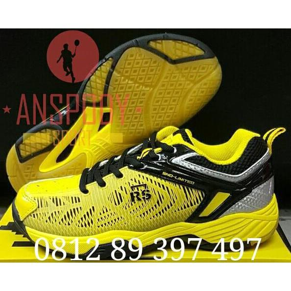 SPECIAL SEPATU BADMINTON/BULUTANGKIS RS SND LIMITED HOT DEAL
