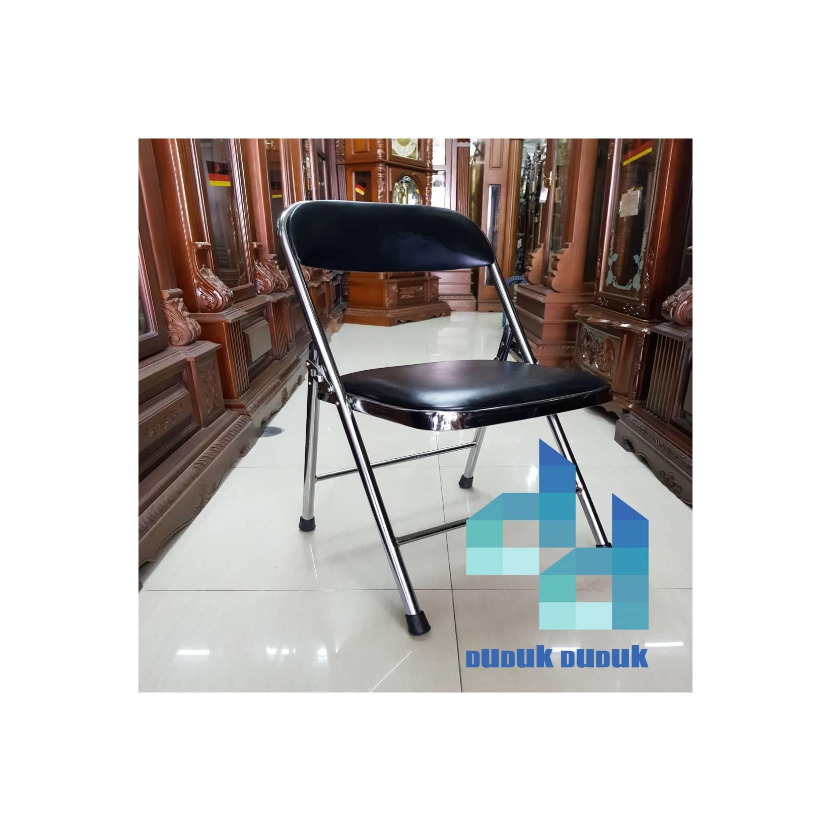 kursi lipat baru folding chair hajatan sewa tenda acara meeting kantor