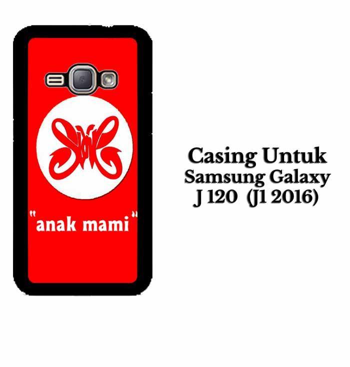 Casing SAMSUNG J1 2016 slank anak mami Hardcase Custom Case Se7enstores