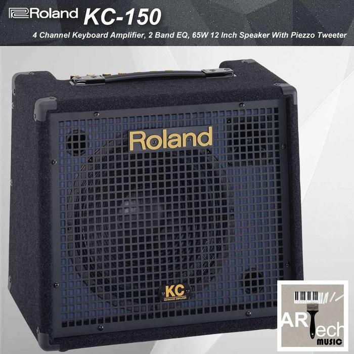 Ampli Roland KC150 / KC 150 Keyboard Amplifier 4 Channel 65 Watt