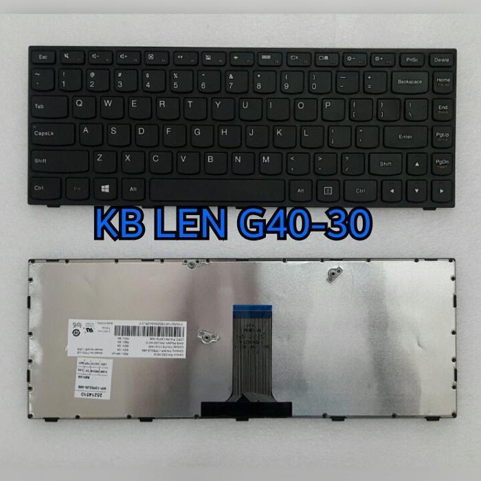 Keyboard Laptop Lenovo B40-80, Flex 2-14 (20404)