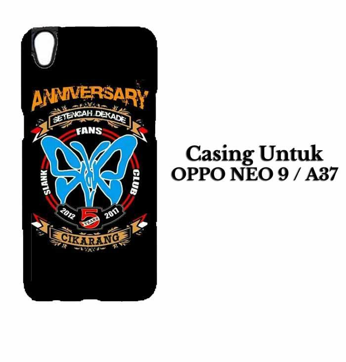 Casing OPPO A37 SLANK CIKARANG Hardcase Custom Case Se7enstores