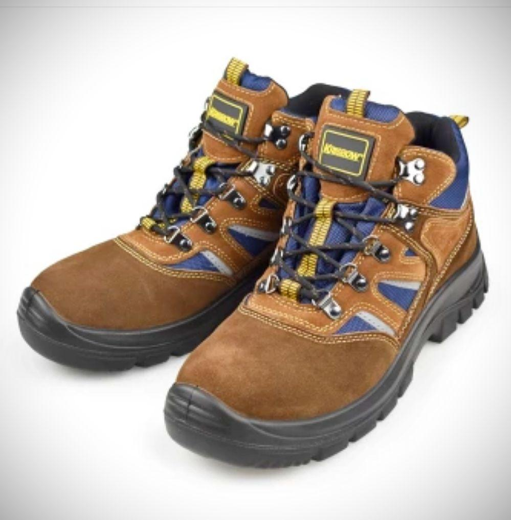 Safety shoes krisbow tipe Prince 6 inch sepatu pengaman krisbow tipe Prince 6 inch