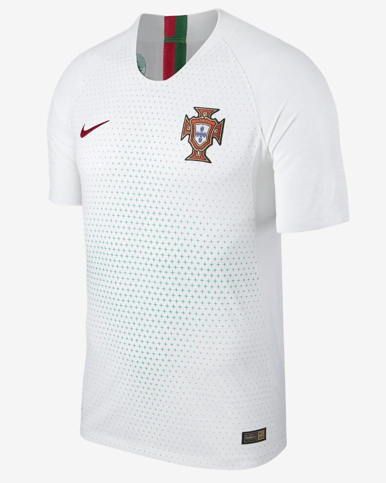 JERSEY PORTUGAL AWAY WORLD CUP 2018 - JERSEY BOLA TIMNAS PORTUGAL PIALA DUNIA 2018