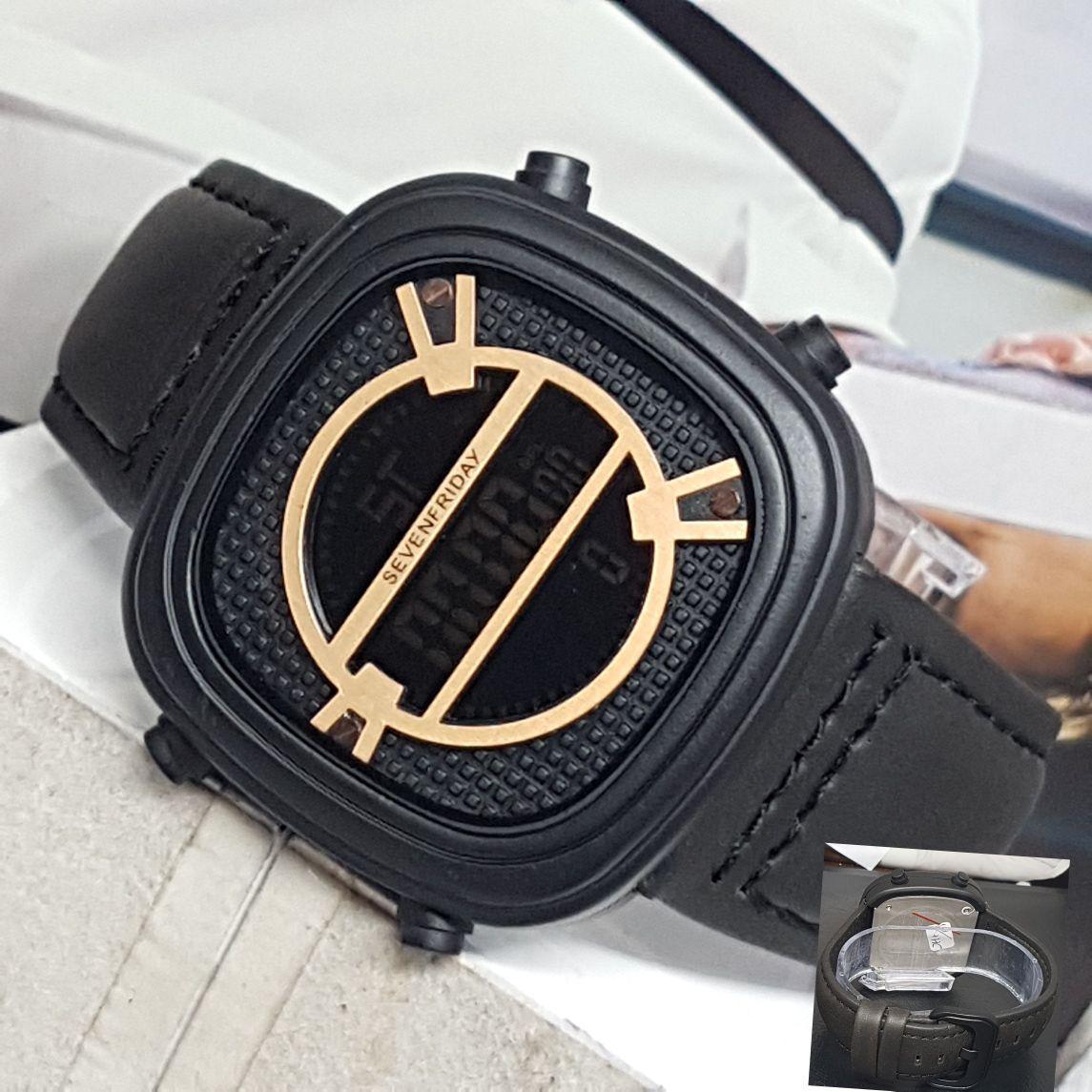 Jam Tangan SevenFriday Digital Terbaru - Pria { 4,7 cm }