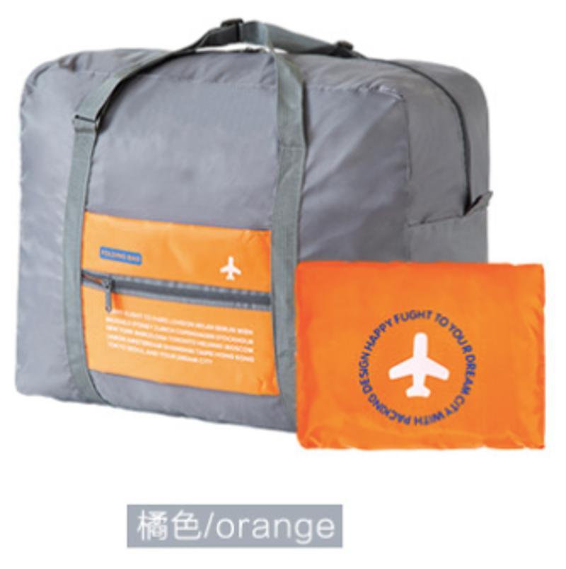 HAND CARRY TAS LIPAT / FOLDABLE TRAVEL BAG /KOPER LUGGAGE ORGANIZER