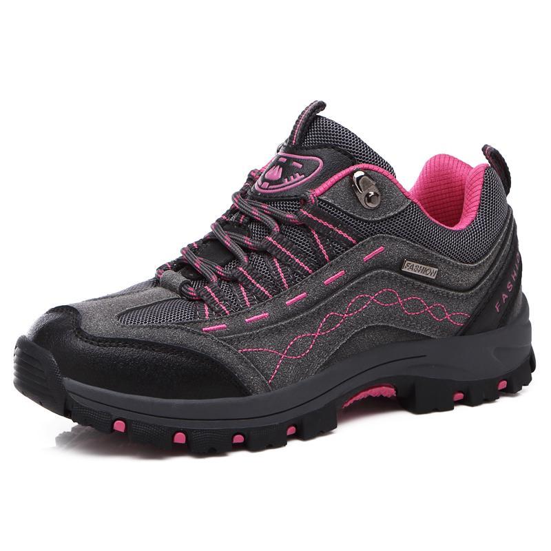 Wanita Super Bernapas Olahraga Sepatu Daki Gunung Sepatu Gunung Pendakian Sepatu Trekking Sepatu Wanita Super Bernapas Olahraga Luar Ruangan Sepatu Daki Gunung Sepatu gunung Pendakian Sepatu Trekking Sepatu Bepergian Sepatu