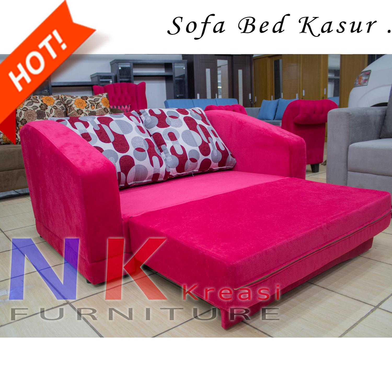 Kumpulan Harga Sofa Bed Busa Mei 2018 Murah Gertotco