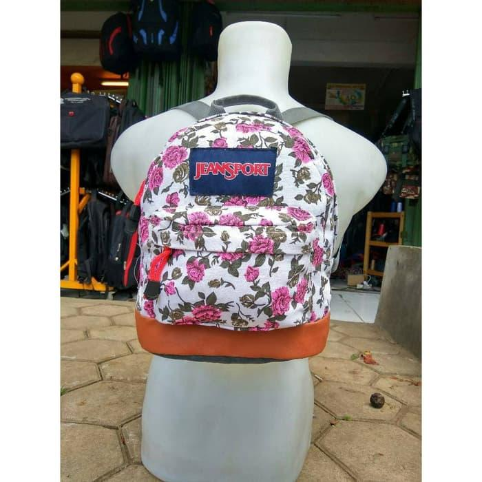 Best Seller DISCOUNT BIG SALE Jansport Mini Tas Ransel Kecil Mungil