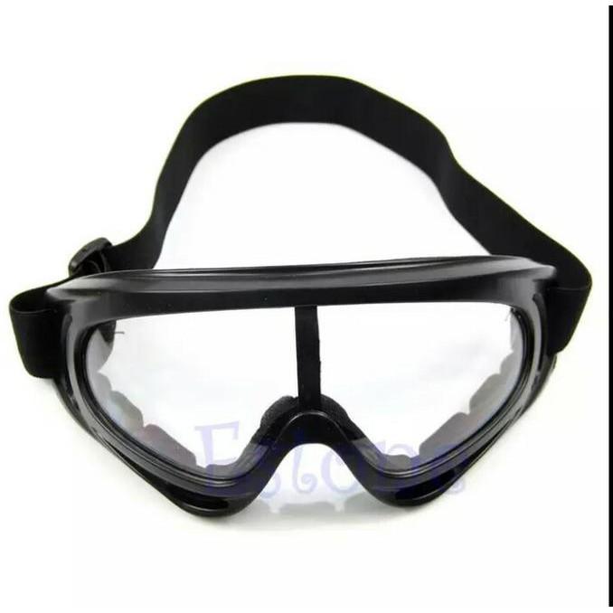 Kaca Mata Google Kacamata Helm Motor Ski Cross - Mjg