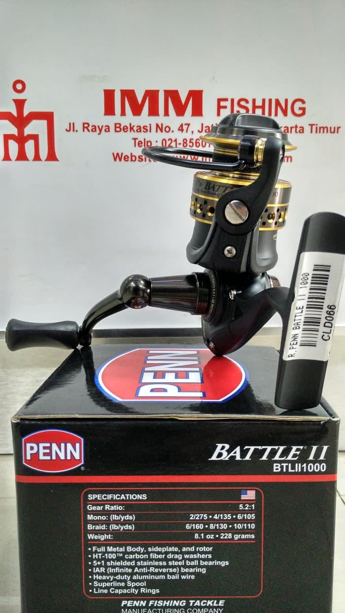 BEST SELLER!!! Reel PENN BATTLE II 1000 - AZ9hW7