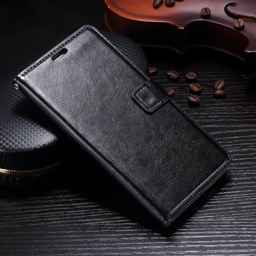 FLIP COVER WALLET Vivo V5 V5s V5 Lite Leather Case Kulit Dompet Casing Retro Vintage Premium Kick Stand Magnetic Lock