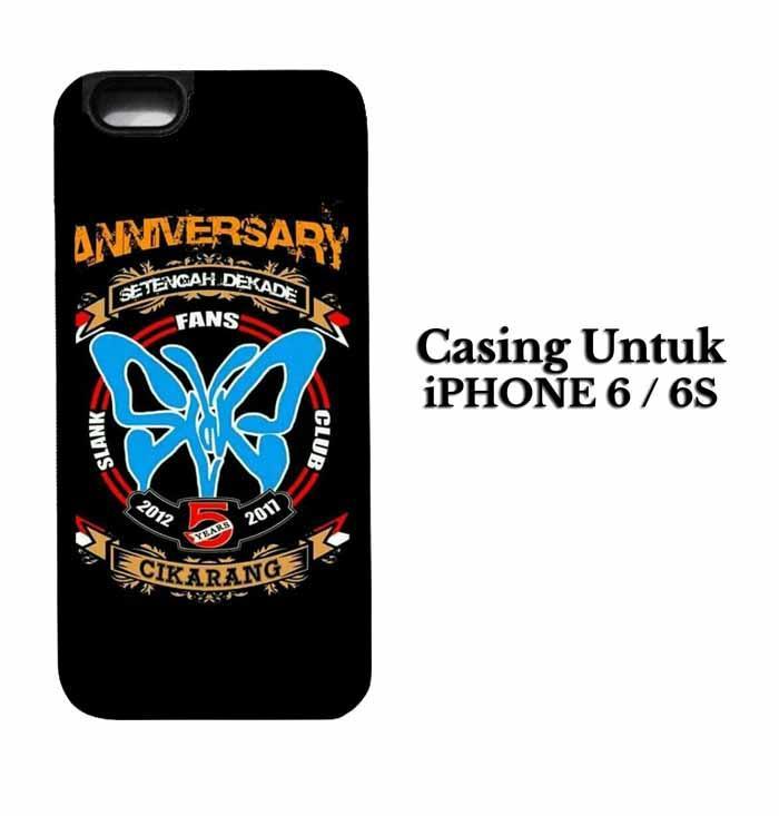 Casing IPHONE 6S SLANK CIKARANG Hardcase Custom Case Se7enstores