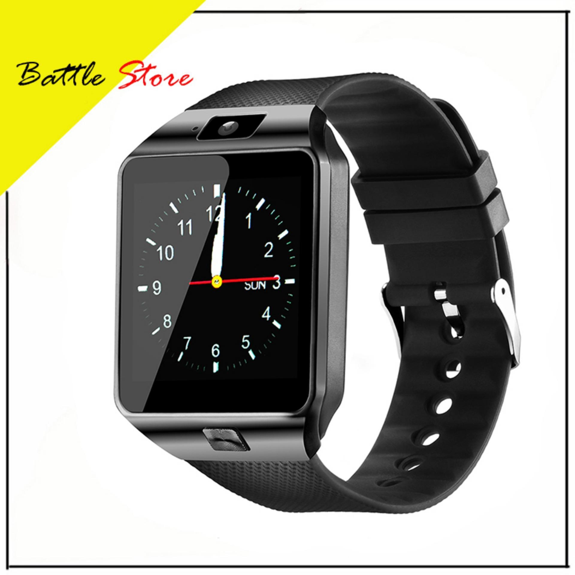 Smartwatch U9 / DZ09 / Smart Watch DZ09 Support Sim Card & Memory Card / Jam