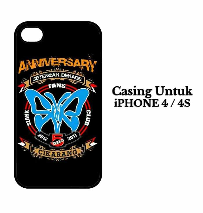 Casing IPHONE 4 SLANK CIKARANG Hardcase Custom Case Se7enstores
