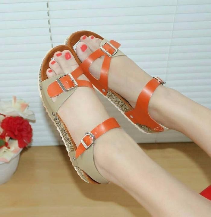 Sepatu Tali Santai Carvil