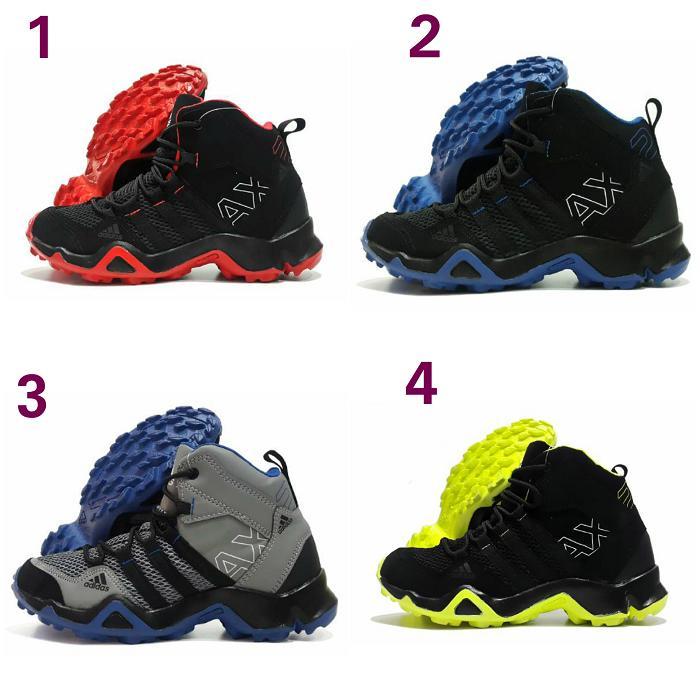 Promo sepatu olahraga pria adidas ax2 traxion high import made in vietnam Diskon