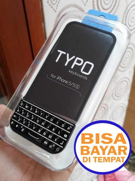 PROMO SAAT INI   CASING/CASE/CASSING  (BUKAN HP hanya CASING) Typo QWERTY Blackberry Keyboard Bluet