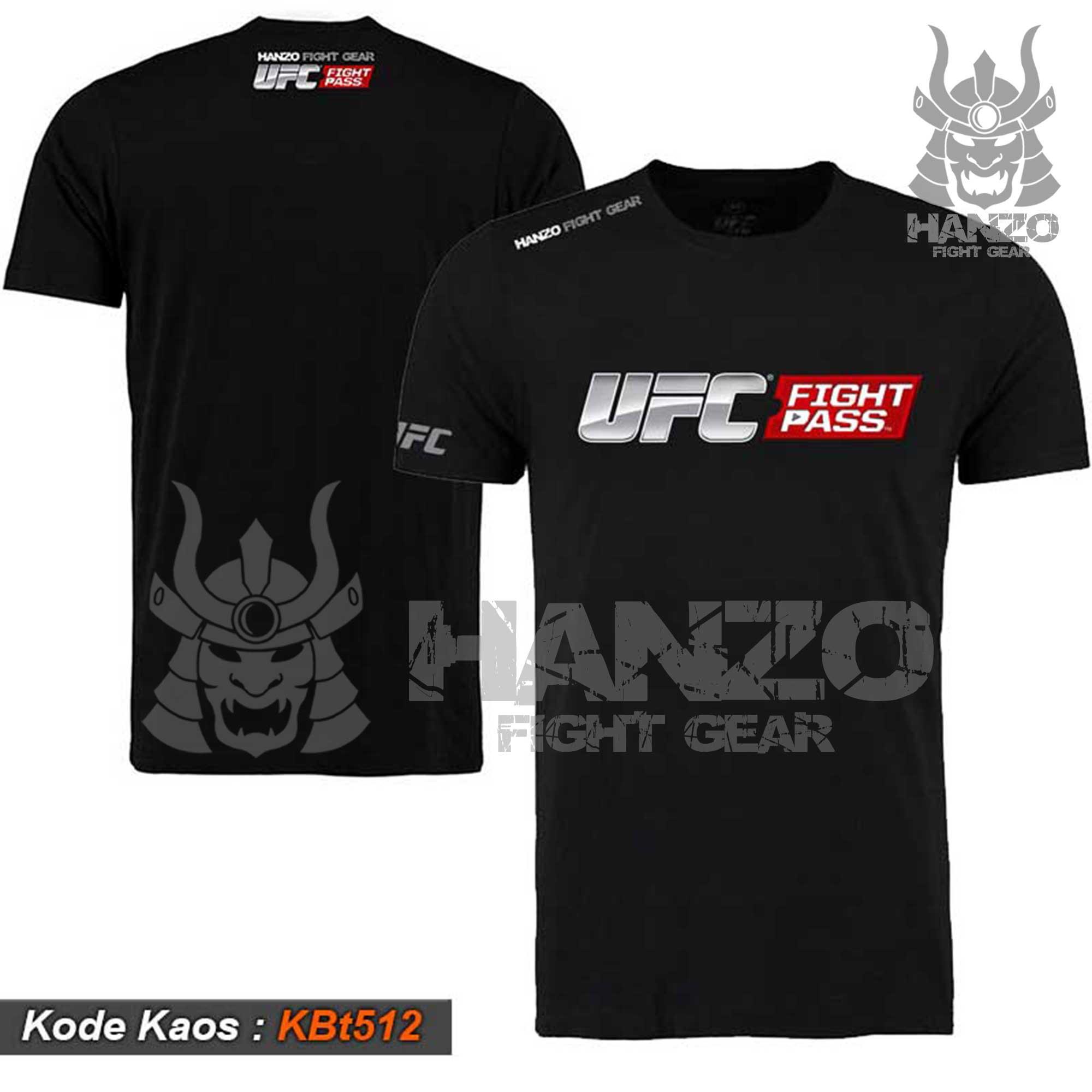 Promo Koas UFC / T Shirt UFC Murah / Baju UFC Best Seller