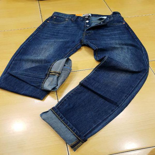 Celana panjang jeans 501 kwalitas premium - 3