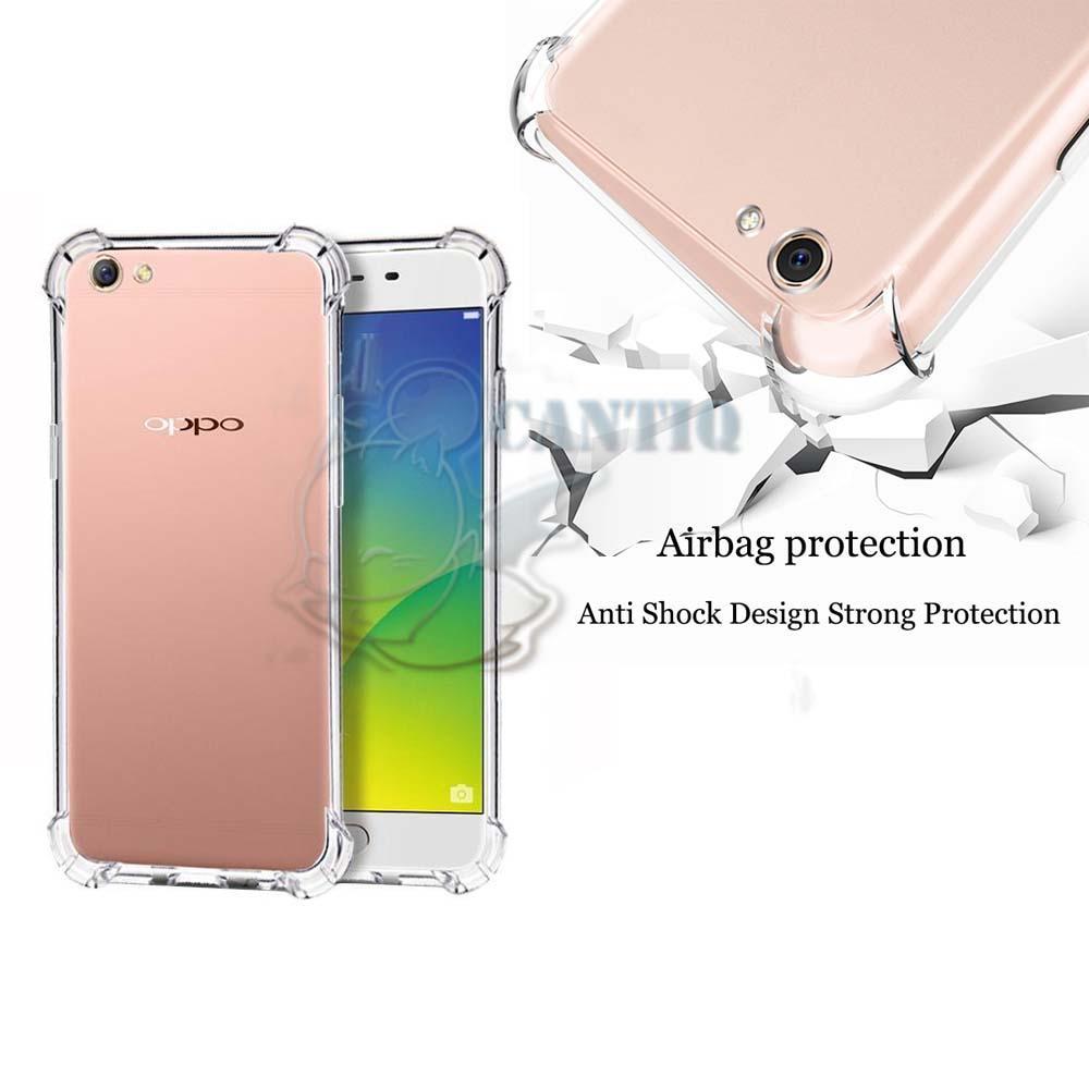 Cek Harga Baru Qcf Soft Case Anti Shock Crack Asus Zenfone Live Fuze Vivo Y51 Putih Y71 Silikon Casing Jelly