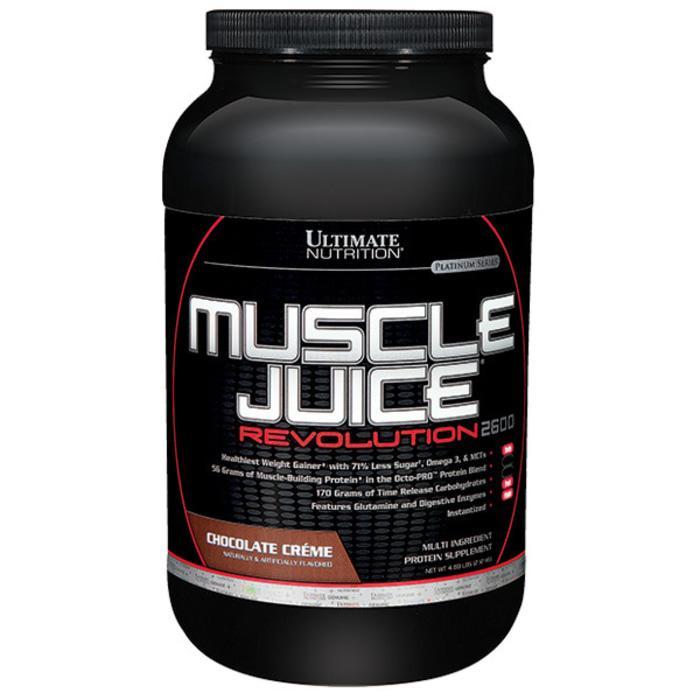 Ultimate nutrition Muscle juice revolution 4,69 lbs - EVTAzJ
