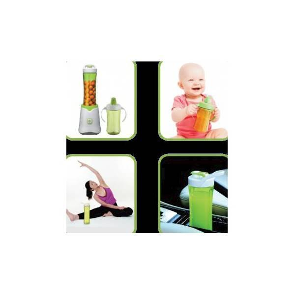 BABYSAFE KID & ADULT JUICER MESIN JUS BUAH BLENDER BAYI - DPRQ1565