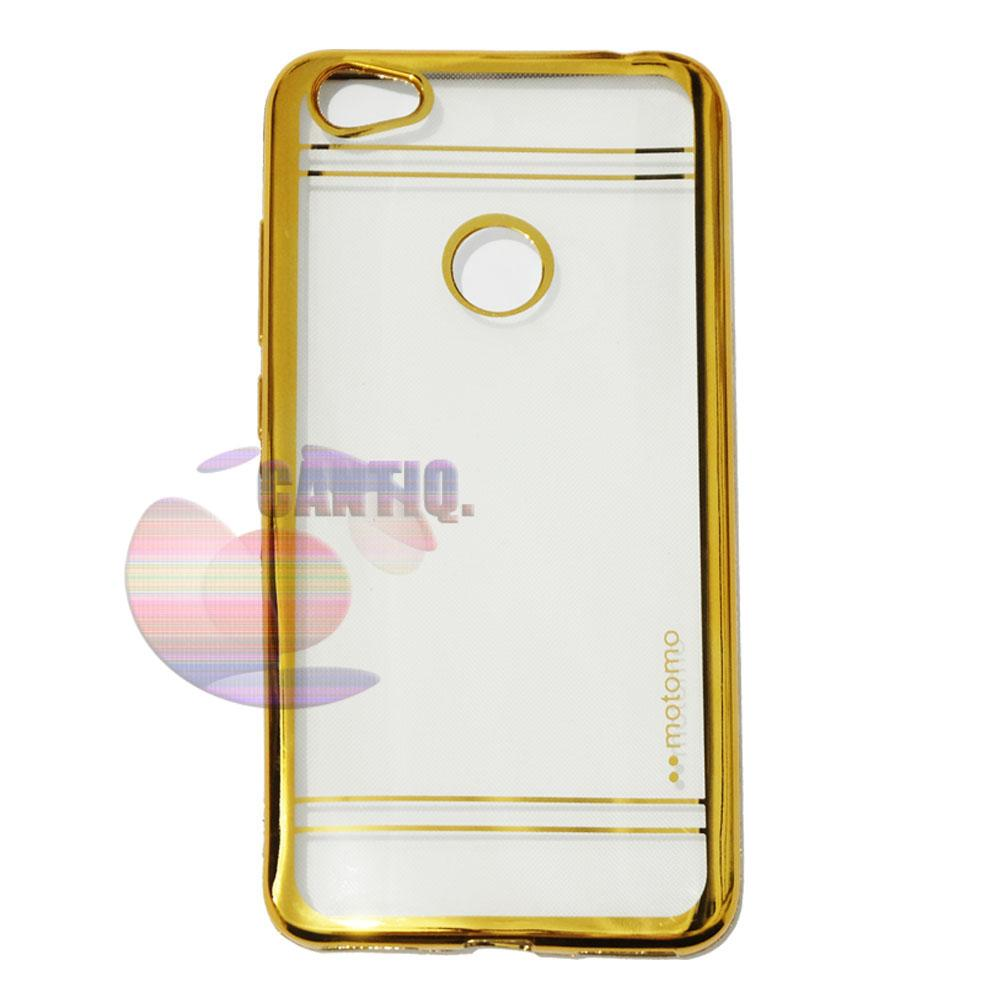 Detail Gambar Motomo Chrome Xiaomi Redmi Note 5A Prime Shining Chrome / Silikon Xiaomi Redmi Note 5A Prime Shining List Chrome / Ultrahin Xiaomi Redmi Note ...