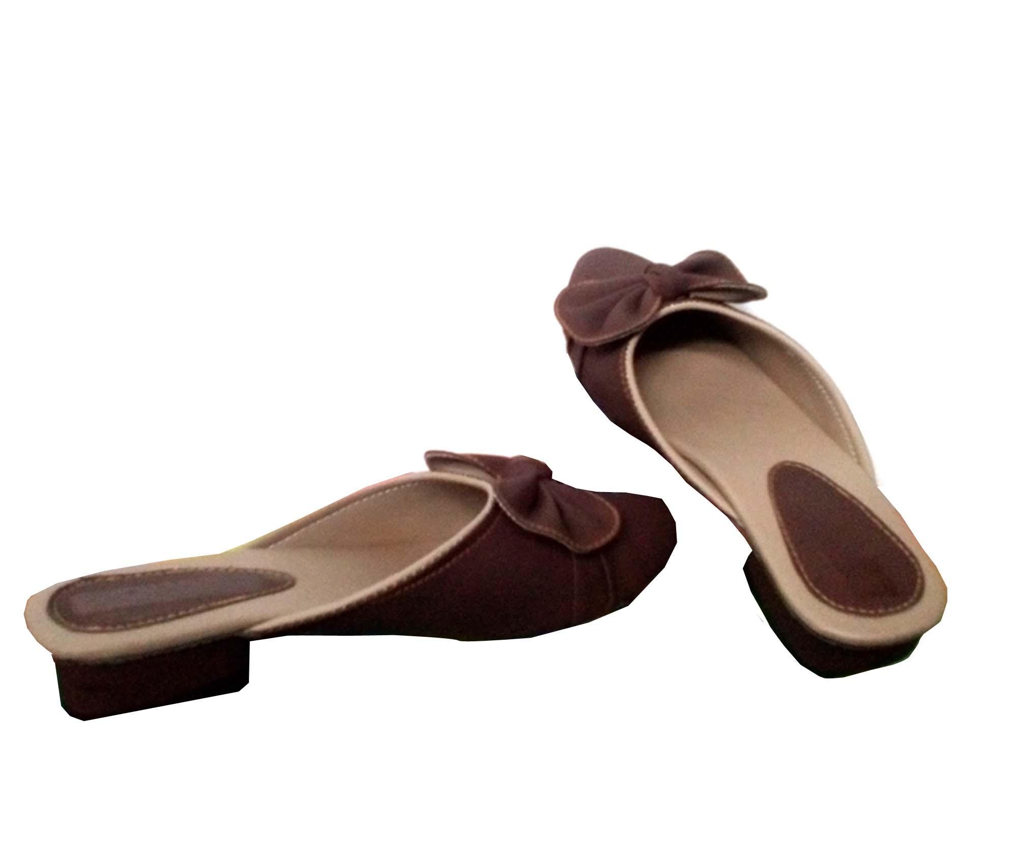 Diky Noval/ Sandal Wanita/ Sandal selop Wanita/ flatshoes / Sandal casual